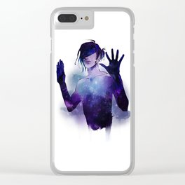 From Dust Clear iPhone Case