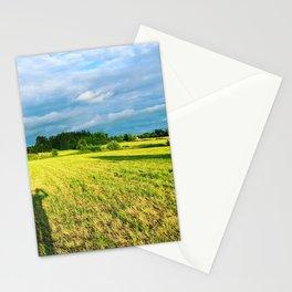 Chemin Richelieu, Saint-Mathias, Québec, Cananda Stationery Cards