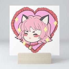 Tokyo Mew Mew - Mew Ichigo  Mini Art Print