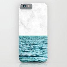 Ocean + Marble || #society6 #decor #buyart Slim Case iPhone 6s