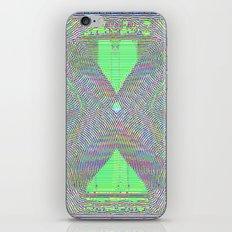 The Green Ex iPhone & iPod Skin