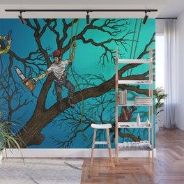 Tree Surgeons Wall Mural