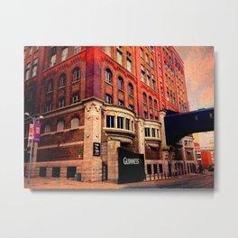 Guinness Storehouse Metal Print