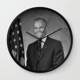John Glenn Wall Clock