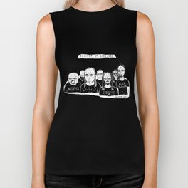 BLINDED BY DARKNESS Biker Tank