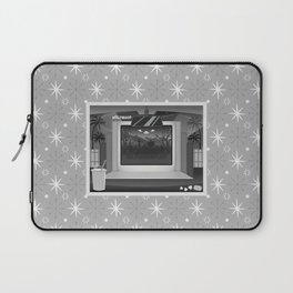 Drive-in: Plan 9 from Outer Space Laptop Sleeve