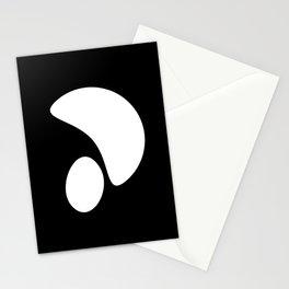 Minimal White 4 Stationery Cards