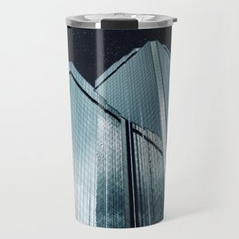 City of glass (1983) Travel Mug