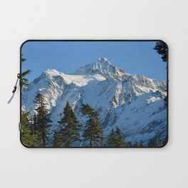 Snowy Mountain Laptop Sleeve