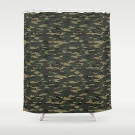 Camo 2 Shower Curtain