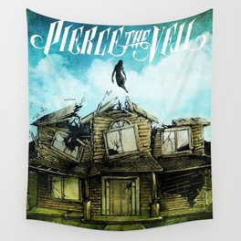 pierce the veil collide sky Wall Tapestry