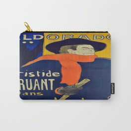 Vintage poster - El Dorado Carry-All Pouch