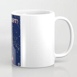 enlist! Coffee Mug