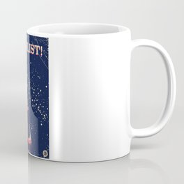 enlist! Coffee Mug