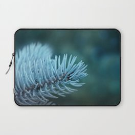 Blue spruce 2 Laptop Sleeve