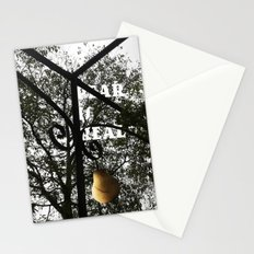 pear is real Stationery Cards
