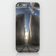 Jewish memorial wide Slim Case iPhone 6s