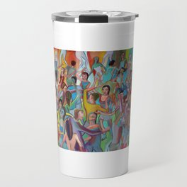 El baile 7 Travel Mug