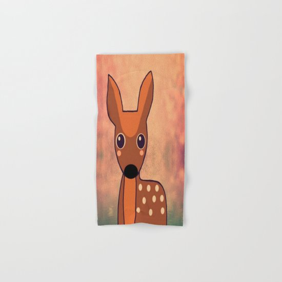 Little Deer-96 Hand & Bath Towel