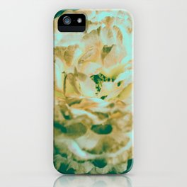 Desert Rose Vintage iPhone Case