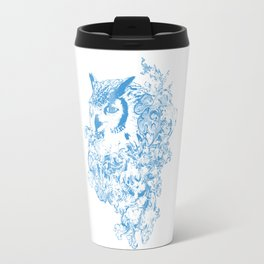 THE OBSCURE OWL Travel Mug