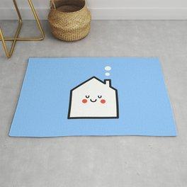little house Rug