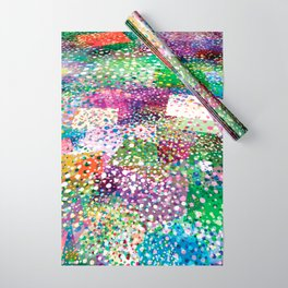 Rainbow Terra Firma Wrapping Paper