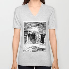 asc 357 - L'élévation (The elevation) Unisex V-Neck