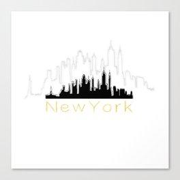 NYC Version2 Canvas Print