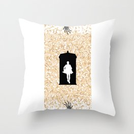 Doctor Who - Eternity Throw Pillow