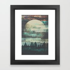Children of the moon Framed Art Print