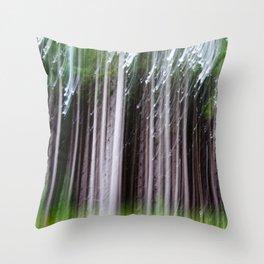Minnesota Pines Throw Pillow