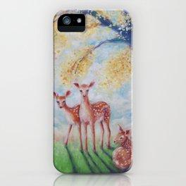 Evening iPhone Case