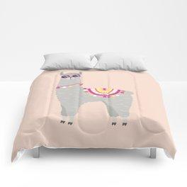 Super Cool Llama Comforters