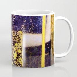 Gustav Klimt - Pallas Athena - Digital Remastered Edition Coffee Mug