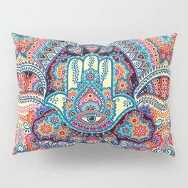 Hamsa Hand Pillow Sham