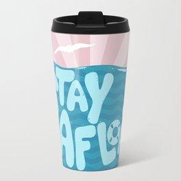 ST\Y AFLOAT Travel Mug