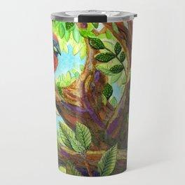 Bird up a Tree Travel Mug