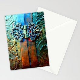 Ophelia (Patina) Stationery Cards