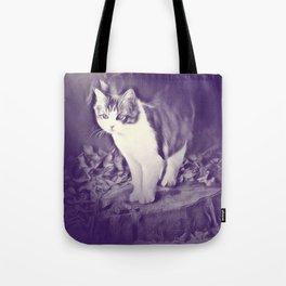 Podium (cat) by GEN Z Tote Bag