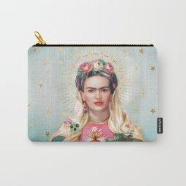 Saint Frida Kahlo Carry-All Pouch