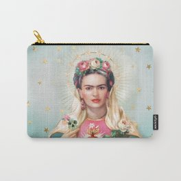 Our Lady of Mexico Carry-All Pouch