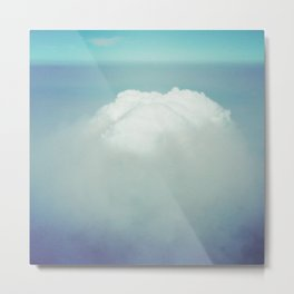 King of the Clouds Metal Print