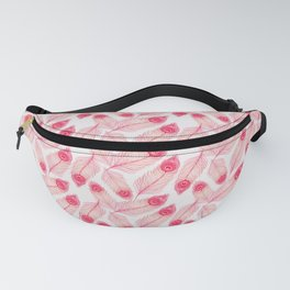 Feather Love Fanny Pack