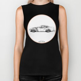 Crazy Car Art 0001 Biker Tank