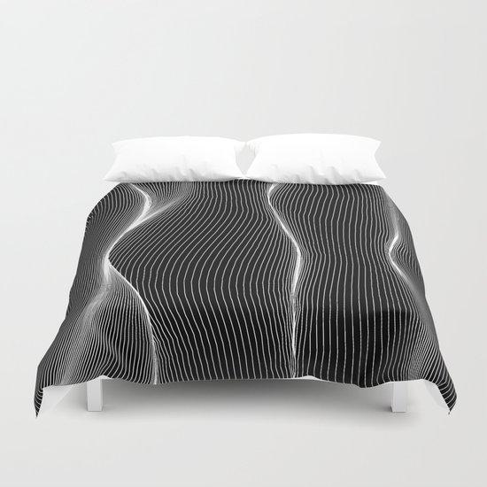 Lines Duvet Cover