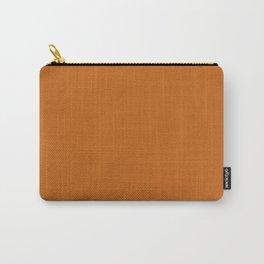 """Orange """"Autumn Maple"""" Pantone color Carry-All Pouch"""