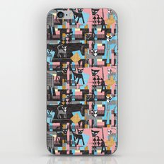 Picasso's cats iPhone & iPod Skin