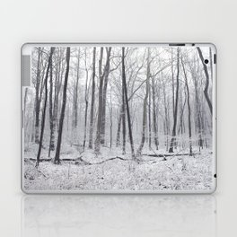 Winter's Woods Laptop & iPad Skin