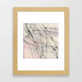 The One Hundred - Gossamer 1 Framed Art Print